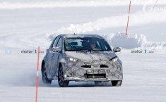 Toyota Yaris Crossover Lakukan Tes Musim Dingin, Dijual Tahun Depan