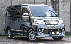 Dijual Cepat Daihatsu Luxio X 2017 di DKI Jakarta