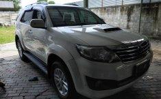 Dijual Cepat Toyota Fortuner G 2014 di DIY Yogyakarta
