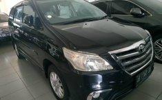 Dijual Cepat Toyota Kijang Innova V 2014 di DIY Yogyakarta