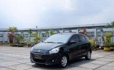 Dijual mobil Mitsubishi Mirage EXCEED AT 2014 Bekas, DKI Jakarta