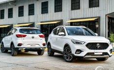 Baru Meluncur Di Indonesia, MG ZS Sudah Dapat Facelift di Thailand