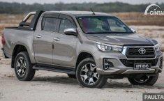 Toyota Hilux Facelift Segera Mengaspal, Ganti Mesin 2.800 cc
