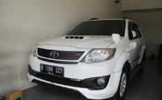 Dijual mobil Toyota Fortuner G TRD Sportivo 2013, Jawa Tengah
