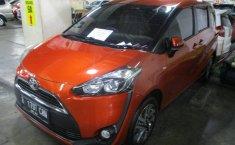 Dijual cepat Toyota Sienta V 2017 Harga terjangkau, DKI Jakarta