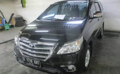 Dijual cepat Toyota Kijang Innova 2.0 G 2013 Bekas, DKI Jakarta