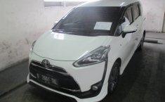 Dijual mobil bekas Toyota Sienta Q 2016, DKI Jakarta