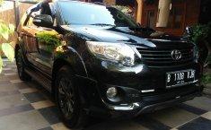 Jual Mobil Bekas Toyota Fortuner TRD 2014 di Jawa Tengah