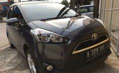 Jual Mobil Bekas Toyota Sienta G 2016 Terawat di Bekasi