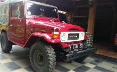 Dijual Mobil Bekas Toyota Hardtop Kanvas 4x4 Diesel 1984 di Jawa Tengah