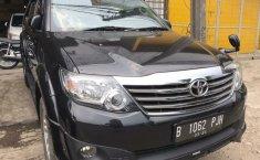 Jual Mobil Bekas Toyota Fortuner TRD G Luxury 2014 di Bekasi