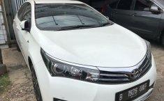 Jual Mobil Bekas Toyota Corolla Altis V 2016 Terawat di Bekasi