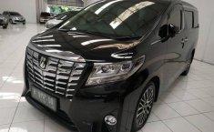 Jual Mobil Bekas Toyota Alphard G 2017 Terawat di DIY Yogyakarta