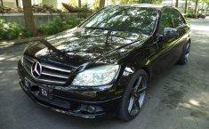Jual mobil Mercedes-Benz C-Class C200 Kompressor 2009, DIY Yogyakarta
