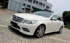 DKI Jakarta, Dijual cepat Mercedes-Benz E-Class E250 2012 Coupe