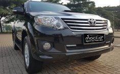 Jual Mobil Toyota Fortuner G VNT Turbo 2014 Bekas, DKI Jakarta