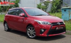 Dijual cepat Toyota Yaris G AT CVT 2016 Like New, DKI Jakarta