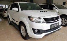 Dijual Mobil Bekas Toyota Fortuner TRD 2013 di Jawa Tengah