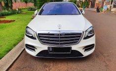 Jual Mobil Bekas Mercedes-Benz S-Class S 500 2018 di DKI Jakarta