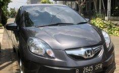 Jual Mobil Bekas Honda Brio E 2015 Terawat di Bogor
