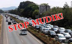 Warga Jawa Barat Dilarang Mudik, Kalau Nekat Ada Sanksinya!