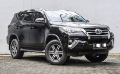 Dijual Mobil Toyota Fortuner G 2016 di DKI Jakarta