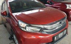 Dijual Honda Mobilio E CVT 2017 Pemakaian 2018, Bekasi