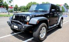 Dijual Cepat Jeep Wrangler Sport Unlimited 2012 di DKI Jakarta
