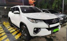Jual Mobil Bekas Toyota Fortuner G 2017 di Bekasi