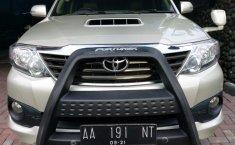 DIY Yogyakarta, Dijual cepat Toyota Fortuner TRD 2013 Bekas