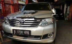 Jual Mobil Bekas Toyota Fortuner G VNT 2012 di Bekasi