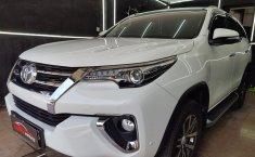 Dijual Mobil Toyota Fortuner VRZ 2017 di DKI Jakarta