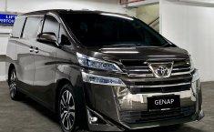 Jual Mobil Toyota Vellfire G 2018 di DKI Jakarta