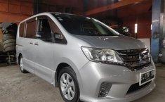 Dijual Cepat Nissan Serena Highway Star AT 2013 di Bekasi