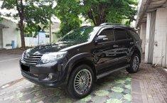 Jual Mobil Bekas Toyota Fortuner G Diesel MT 2012 di Jawa Timur