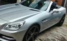 Dijual Mobil Mercedes-Benz SLK 200 2011 Kondisi Istimewa di DKI Jakarta