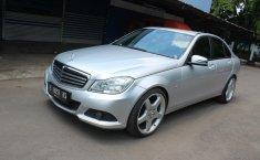Jual Mobil Bekas Mercedes-Benz C-Class C 200 K 2011 di DKI Jakarta