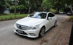 Jual Mobil Bekas Mercedes-Benz E-Class 250 2012, DKI Jakarta