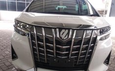 Promo Khusus Toyota Alphard G 2020 Terbaik di DKI
