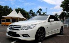 Jual Mobil Bekas Mercedes-Benz E-Class 250 2011 di DKI Jakarta