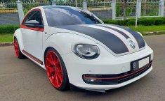 Dijual Mobil Volkswagen Beetle 1.2 NA 2013 Unik harga Antik di DKI Jakarta