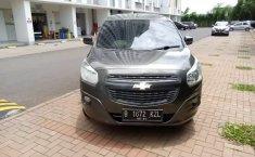 Jual Mobil Bekas Chevrolet Spin LT Diesel 2013 di Bekasi