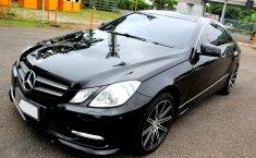 Jual Mobil Bekas Mercedes-Benz E-Class 250 Coupe 2013 di DKI Jakarta