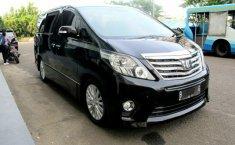 Jual Mobil Bekas Toyota Alphard SC Alles 2012 di DKI Jakarta