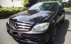 Jual Mobil Bekas Mercedes-Benz C-Class C 200 K 2009, DIY Yogyakarta