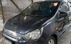 Jual mobil bekas murah Mitsubishi Mirage GLX 2012 di Sumatra Selatan
