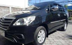 Jual cepat Toyota Kijang Innova E 2.0 2013 di Bali