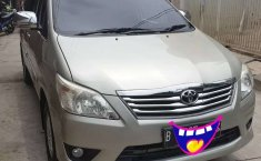 Jual mobil bekas murah Toyota Kijang Innova 2.0 G 2012 di DKI Jakarta
