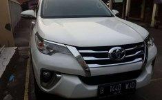Jual cepat Toyota Fortuner G 2016 di Banten