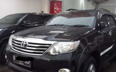 Jual mobil bekas murah Toyota Fortuner G 2012 di Jawa Barat